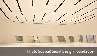 Special exhibition hall