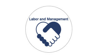 Improve labor conditions to establish a social culture in which labor is respected Worker