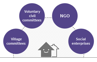 Voluntary civil committees