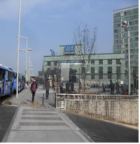 Areas close to Singil Station in Yeongdeungpo-gu