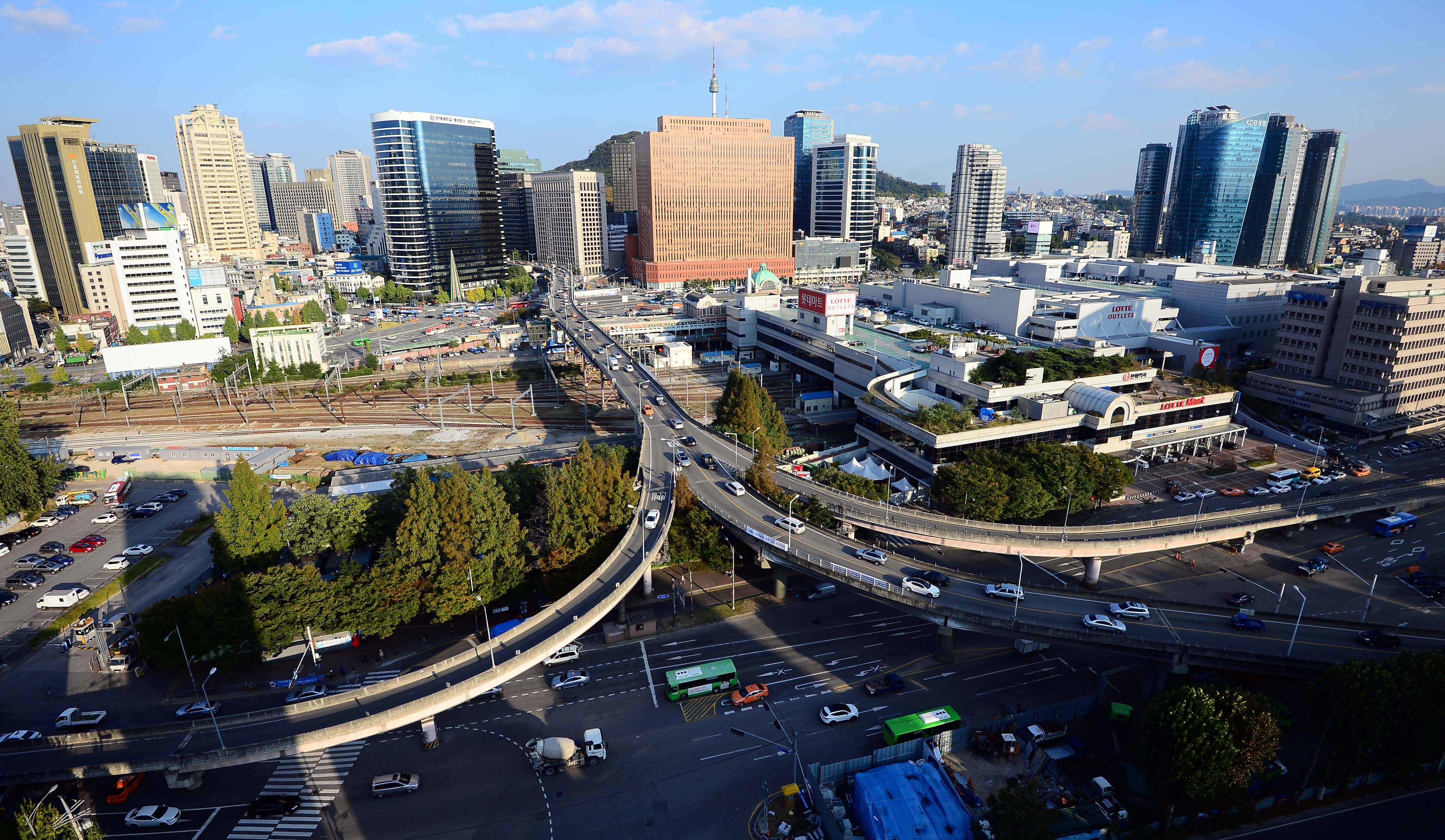 Integrated Regeneration of Areas near Seoul Station and the Seoul Station Overpass Expected to Revive Local Economy