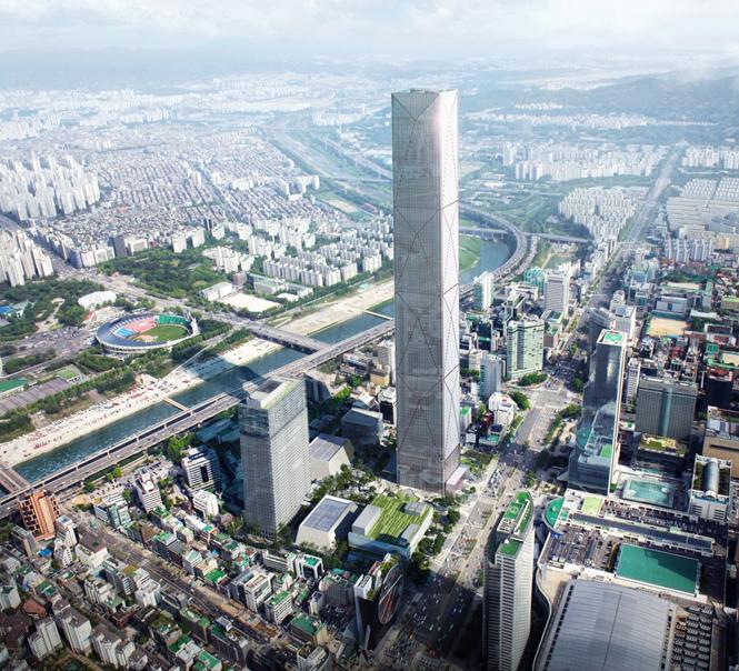 Hyundai GBC & Seoul Medical Center