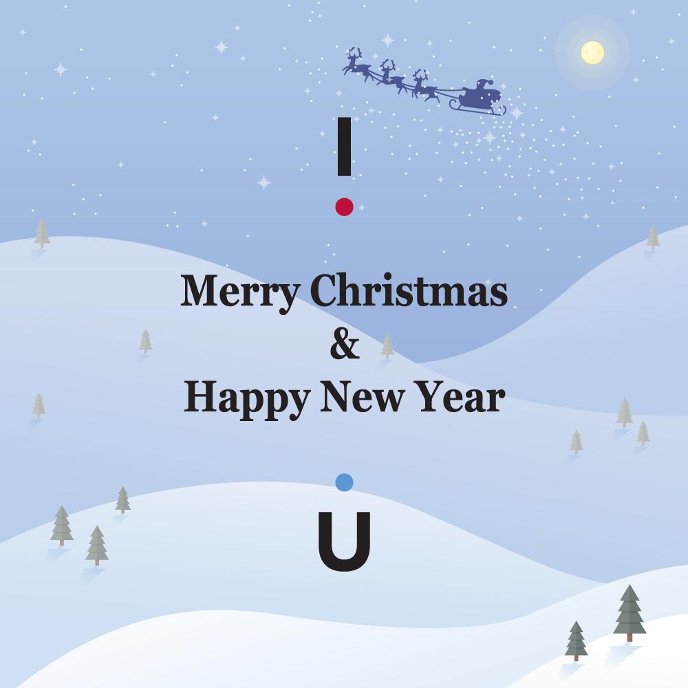 I·SEOUL·U Merry Christmas & happy New Year
