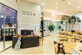 Job Café – Pagoda Jongno Tower