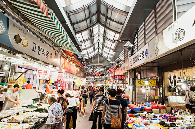 Publicity Support for Activation of Traditional Markets