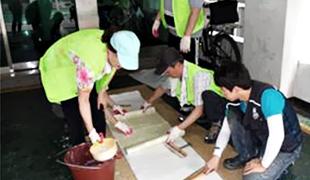 Hopeful housing repair project