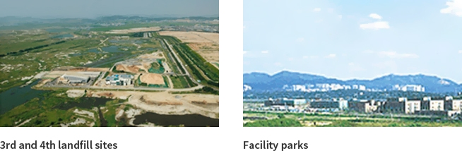 3rd landfill site | Facility parks