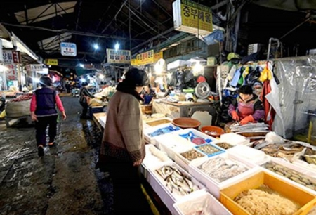 Reviving Traditional Markets