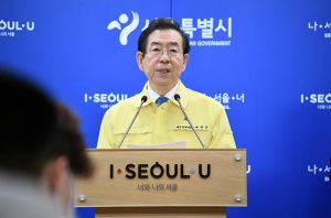 COVID-19 Report for Seoul Citizens: We Are Facing New Crisis! newsletter