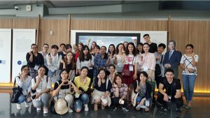 2021 Seoul Global Internship Recruitment Notice