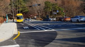 Operation of Eco-Friendly Electric Low-floor Buses in Namsan Park