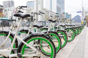 Ttareungi as Favorite Mode of Transportation in the COVID-19 Era with +23 Million Rentals in 2020