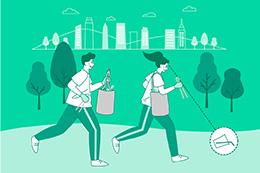 Eco-friendly Citizen Participatory Campaign for Earth Day