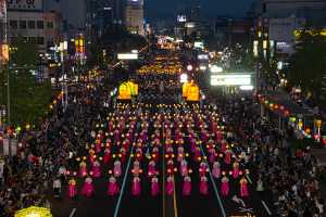 Buddha's Birthday and the Lotus Lantern Festival