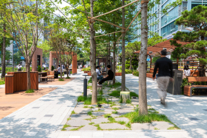 Universal Design in Urban Public Spaces for Safety and Comfort
